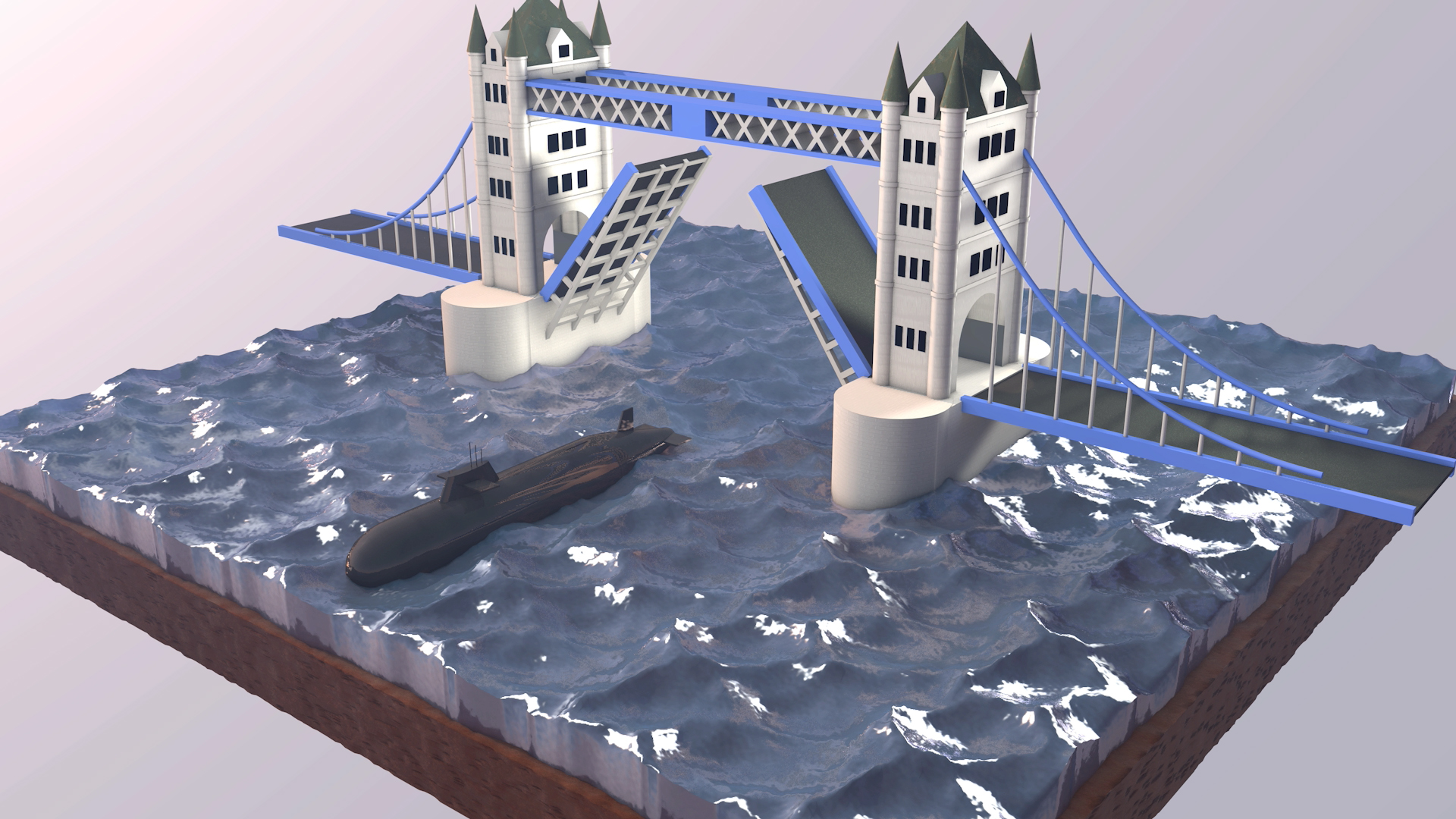 Tower Bridge video still